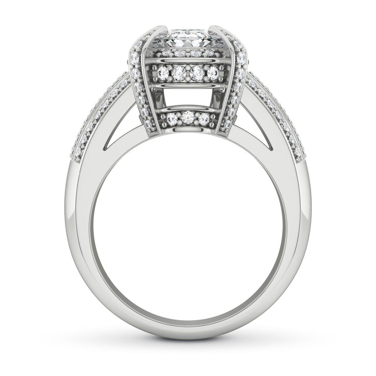 3D Product Modeling Fine Jewelry-Produced by Digital Imaging Group LLC